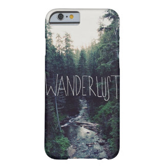 Wanderlust Barely There iPhone 6 ケース