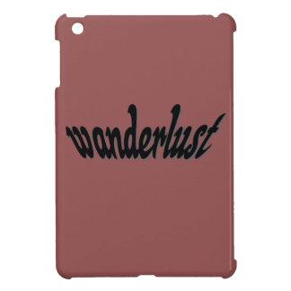 Wanderlust iPad Mini カバー