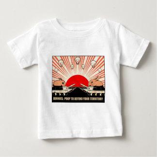 warbunny.jpg ベビーTシャツ
