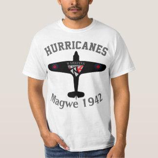 WarkitesのハリケーンMagwe Tシャツ