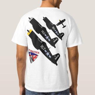 Warkites F4Uの海賊VF-84 Tシャツ
