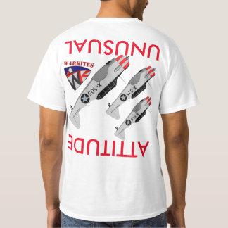 Warkites T-6の珍しい態度 Tシャツ