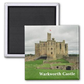 Warkworthの城の磁石 マグネット