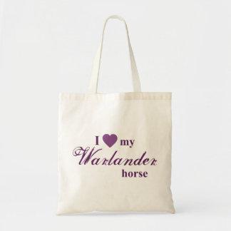 Warlanderの馬 トートバッグ