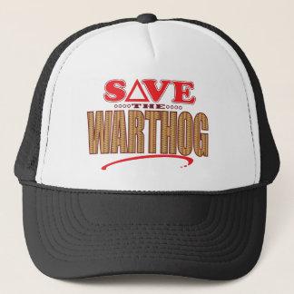Warthogの保存 キャップ