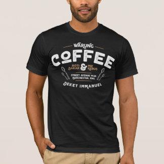 Warungのコーヒー Tシャツ