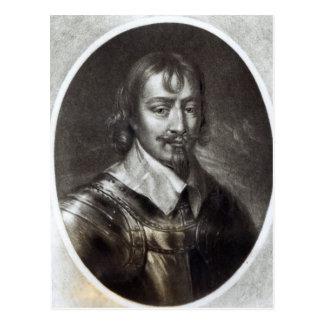 WarwickのロバートRich第2伯爵 ポストカード