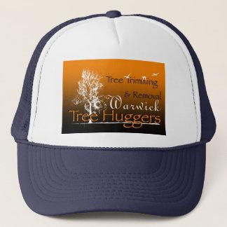 Warwickの木のHuggersのトラック運転手の帽子 キャップ