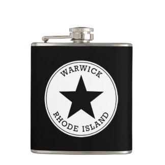Warwickロードアイランド フラスク