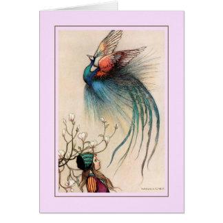 Warwick Goble カード