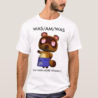 WAS/AM/WAS -ビタミンCのワイシャツ Tシャツ