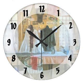Washday ラージ壁時計
