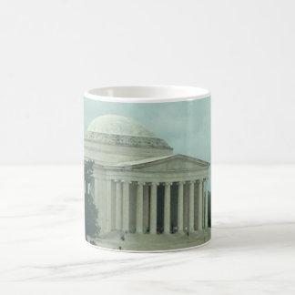 Washington D.C.のマグ コーヒーマグカップ