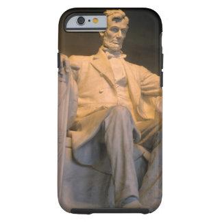 Washington D.C.のリンカーン記念館 ケース