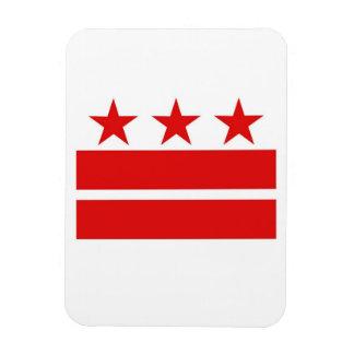 Washington D.C.の旗の磁石 マグネット