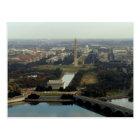 Washington D.C.の航空写真 ポストカード