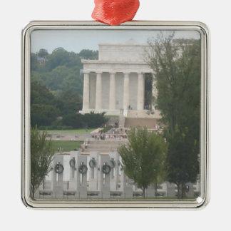 Washington D.C. Collectible Ornament メタルオーナメント