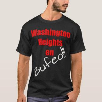 Washington Heights -黒人 Tシャツ