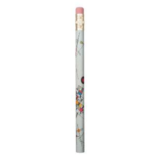 Wassily Kandinsky著敏感な張力 鉛筆