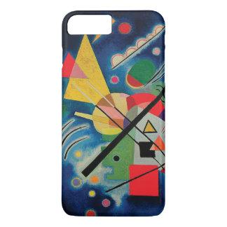 Wassily Kandinsky著青い絵画 iPhone 7 Plusケース
