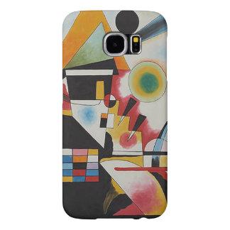 Wassily Kandinsky-Balancement Samsung Galaxy S6 ケース