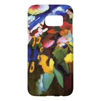 Wassily Kandinsky-Murnauの庭 Samsung Galaxy S7 ケース