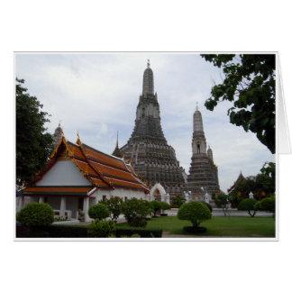 Wat Arun グリーティングカード
