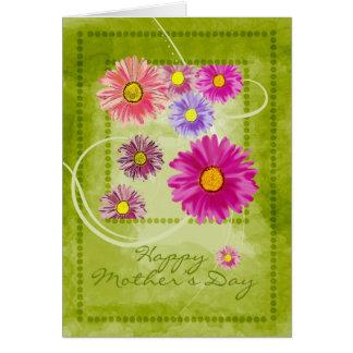 Watercoloと絵を描かれる母の日カードデジタル カード