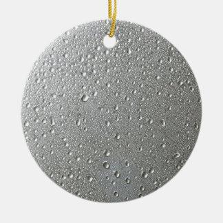 Waterdrops セラミックオーナメント