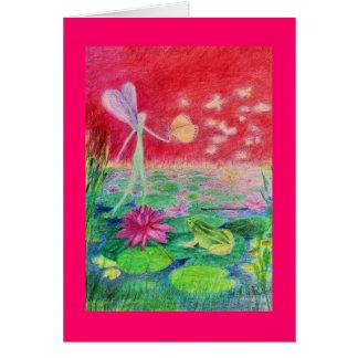 Waterlelyのダンサー カード