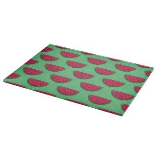 Watermelons Pattern Cutting Board カッティングボード