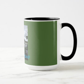 Watersideのアイルランドのアイルランドのマグ マグカップ
