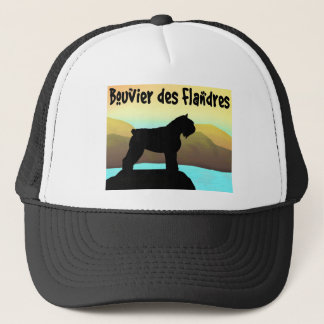 WatersideのBouvier des Flandres キャップ