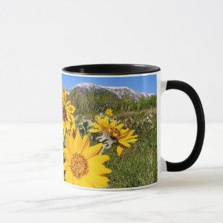 Waterton湖の国立公園のマグ マグカップ