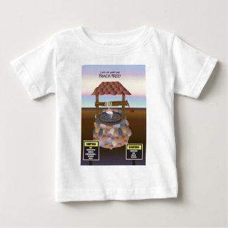 waterwellclosed-frack ベビーTシャツ