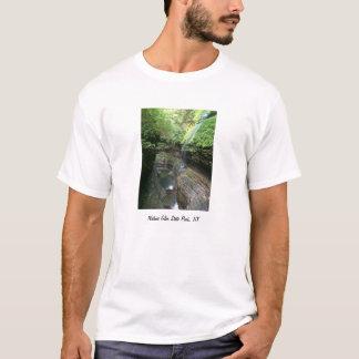 Watkinsの谷間、NYのTシャツ Tシャツ