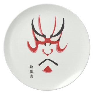 Watona Kabuki プレート