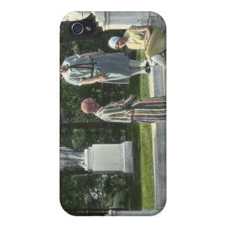 Waughのコレクション1 iPhone 4/4Sケース