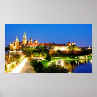 Wavelの城 ポスター