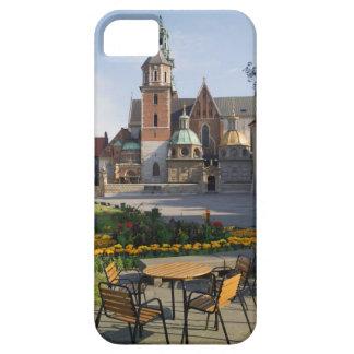 Wawelのカテドラル、Wawelの丘を見落とすカフェ iPhone SE/5/5s ケース