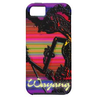 Wayangの場合 iPhone SE/5/5s ケース