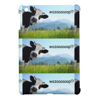 wazaaaaap牛 iPad mini カバー