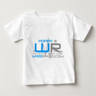 WazeRadioのPoppa G ベビーTシャツ