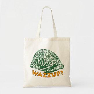 Wazzup -予算のトート トートバッグ