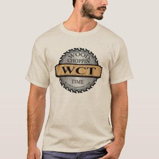 WCTのロゴのティー Tシャツ