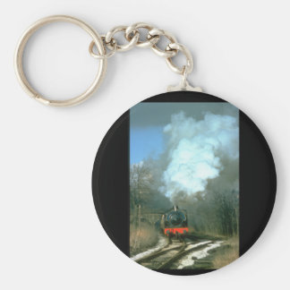 WD 0-6-0フレッドはHaworth_Steamの列車を残します キーホルダー