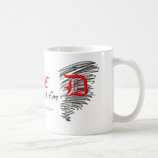 WDPE 102.3/ドーバーのトルネードコーヒー・マグ コーヒーマグカップ