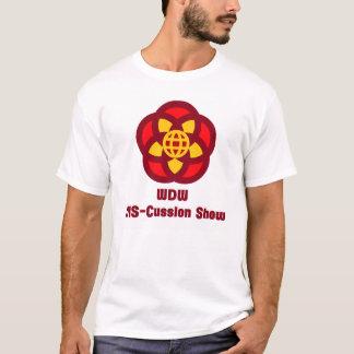 WDWの議論ショー Tシャツ