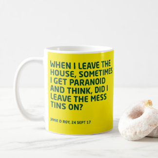WDYHC no12b mess tins コーヒーマグカップ