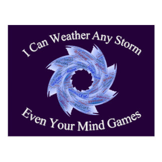 Weather ポストカード